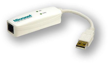 MODEM USB 3008 - externí modem pro PC