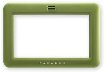 FPLATE - zelená