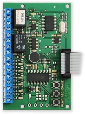 GSM expander VT-04 - VOICE - hlasový modul