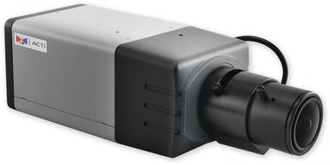 E22VA - box, 5Mpix, 2,8-12 mm, WDR, DNR, AI
