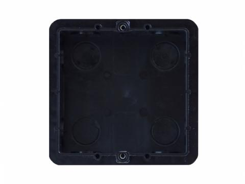 SC1 - zápustná inst. krabička 1 modul, Alba