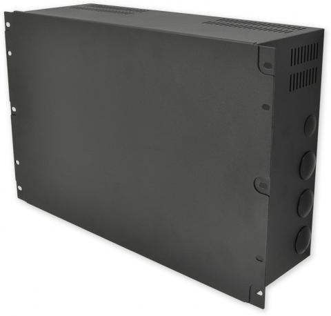 BOX RACK 19 - pro ústředny EZS