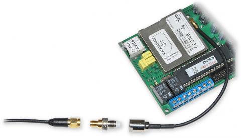 GSM brána VT20 - GSM brána a pager (MMCXf)