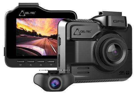 Kamera K4 DUAL GPS