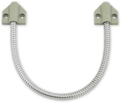 Pancéřová hadice 01/30 - plastová krytka, kovová hadice