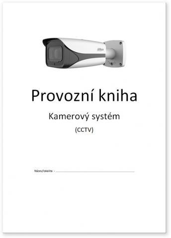 Provozní kniha CCTV