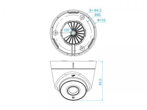 DS-2CE56D0T-IT1F - (2.8mm)(C)