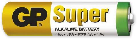 Baterie AA, GP super