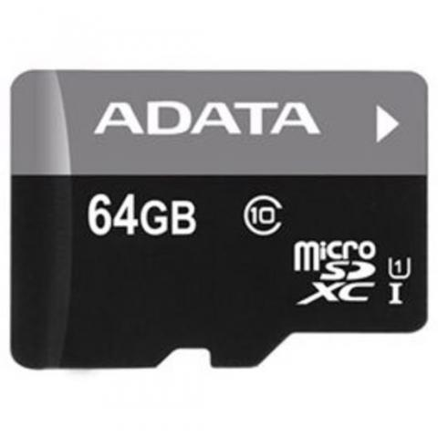 microSD 64GB class 10