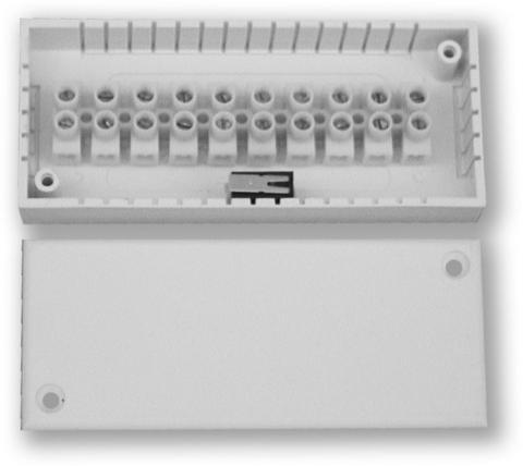 RK Z113 - 8 šroubovacích svorek