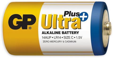 Baterie C, GP ultra