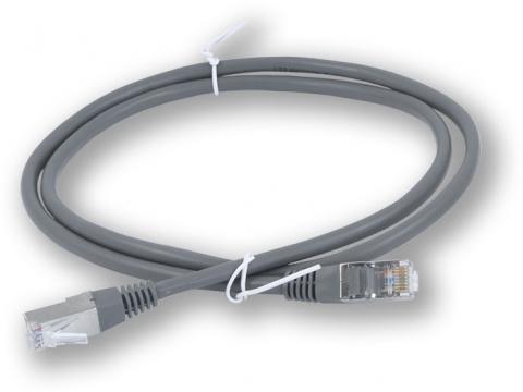 PC-400 5E FTP/0,5M - šedá