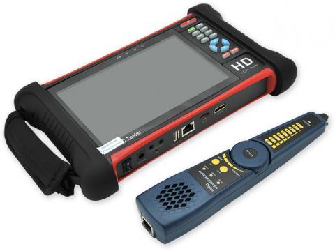 RX-HX7-ADH - Profesionální tester, dotykový LCD7