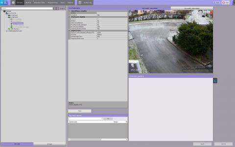 Axxon NEXT Start - kamera