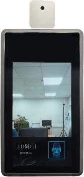 FeverCam F100 - kamerový systém pro měření tělesné teploty a identifikace obličeje
