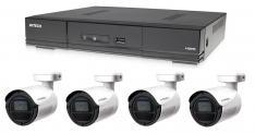 Kamerový set 1x AVTECH DVR DGD1005AV a 4x 2MPX Bullet kamera AVTECH DGC1105YFT