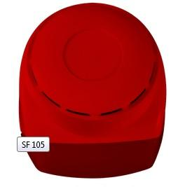 SF 105 - červená