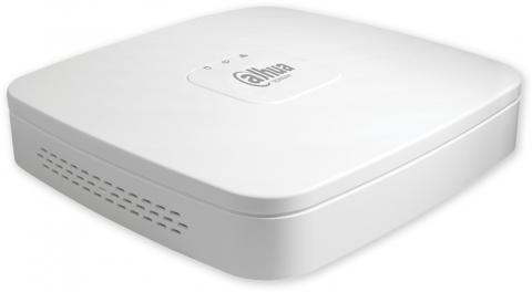 NVR4104-P-4KS2 - 4CH, 4K, 1xHDD, 80 Mb, 4xPoE, 1U