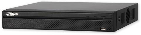 NVR2104HS-P-4KS2 - 4CH, 8Mpix, 1xHDD, 80 Mb, 4xPoE