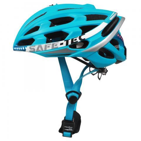 Safe-Tec TYR 2 Turquoise L (58cm - 61cm)