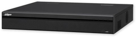 NVR4104HS-P-4KS2 - 4CH, 8Mpix, 1xHDD, 80 Mb, 4xPoE, IVS, H.265