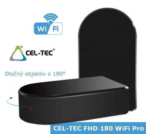 CEL-TEC Black Box FHD 180 WiFi Pro