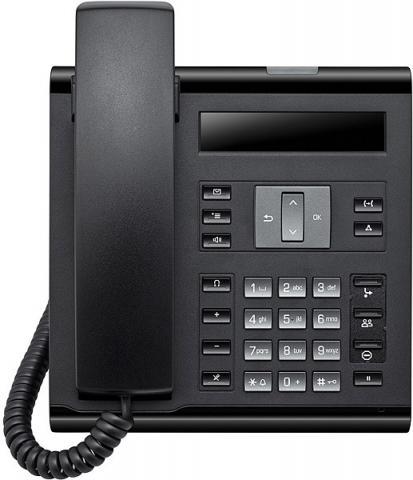 Siemens OpenScape IP 35G Eco Icon - stolní telefon, černý