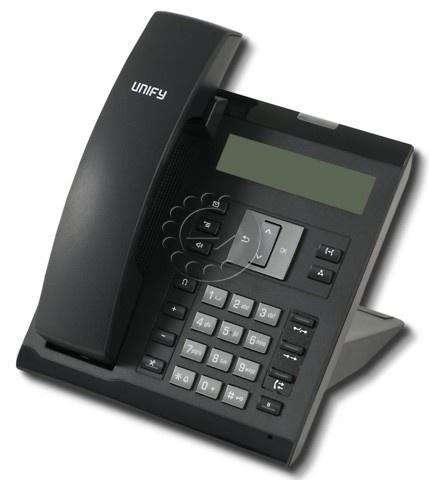 Siemens OpenScape IP35G HFA - stolní telefon, černý
