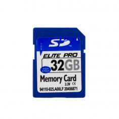 32GB SDHC - paměťová karta