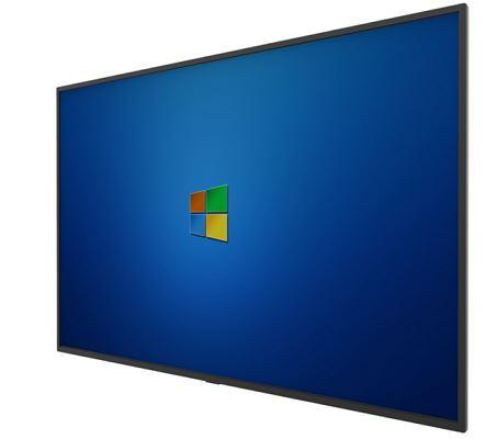 DS-D5050UC - 4K LCD monitor, 49,5