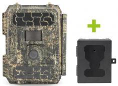 Fotopast OXE Panther 4G a kovový box