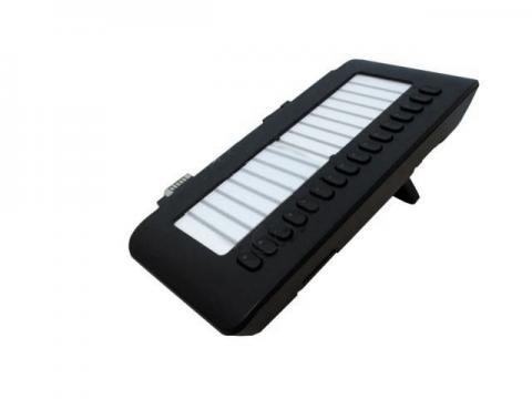 Siemens OpenScape Desk Phone Key Modul 400, černý