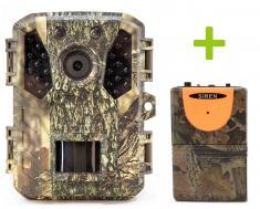 Fotopast OXE Gepard II a lovecký detektor