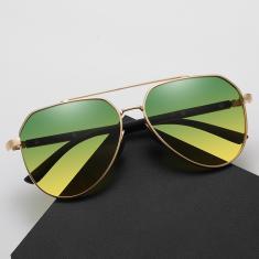 OXE brýle proti modrému světlu, zelenožluté