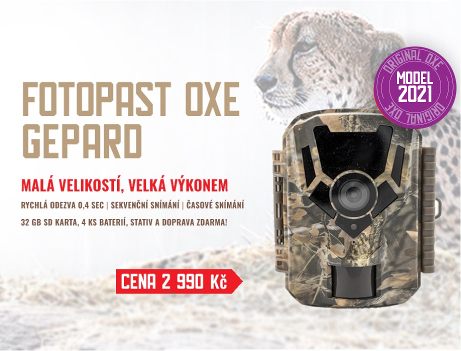 OXE Gepard