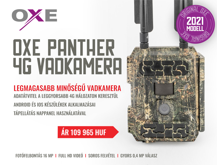 OXE Panther 4G