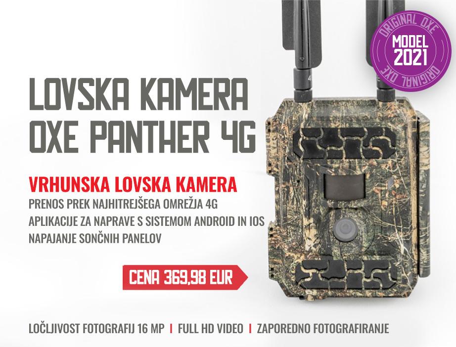 LOVSKA KAMERA OXE PANTHER 4G