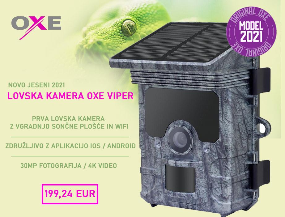 LOVSKA KAMERA OXE VIPER